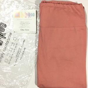 Leggings LuLaRoe Solid New In Package OS 1